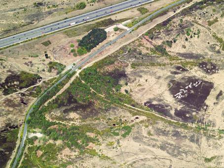 Bluesky LiDAR Data Used Inform Flood Prevention on Ancient Heathland
