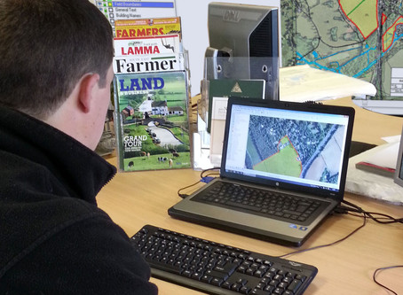 Bluesky Photomaps Help Keep Farmers in the Picture