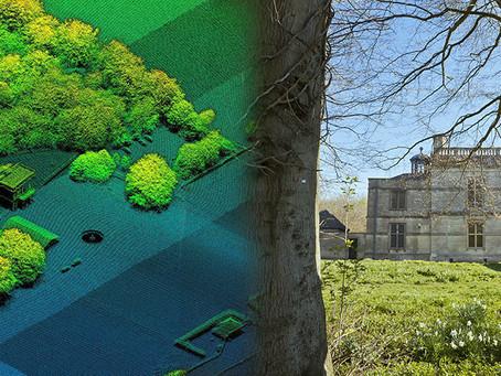 Bluesky Aerial Laser Survey Answers National Trust Landscape Questions