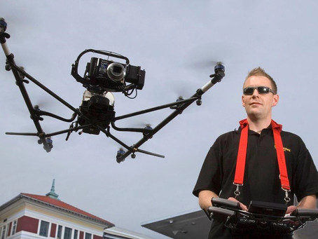 Bluesky Boosts Drone Survey Offering with Cyberhawk Partnership