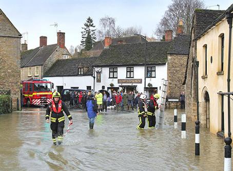 Bluesky Mapshop Data Helps Model Flood Risks Across England and Wales