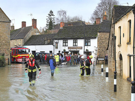 Bluesky Mapshop Data Helps Model Flood Risks Across England and Wales