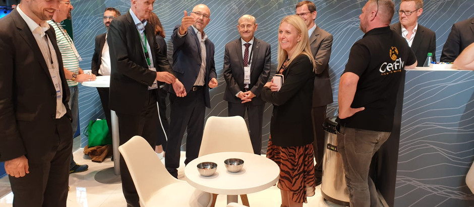 Fantastic turnout for EAASI Launch at InterGEO