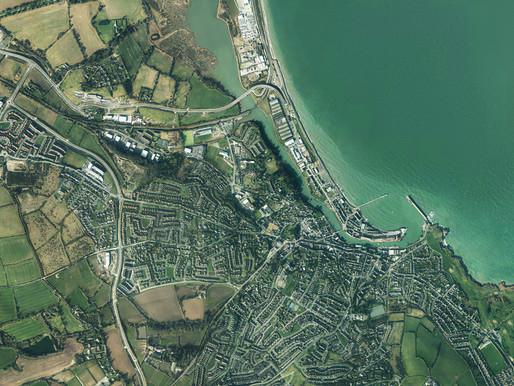 Bluesky Geospatial Aerial Photos Update Irish Tourist Maps