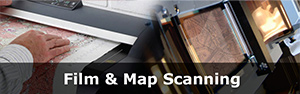 Film & Map Scanning