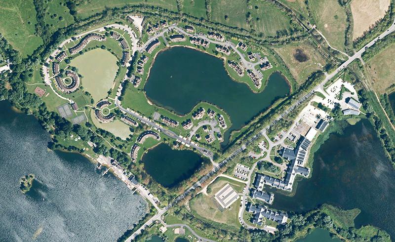 Bluesky Ireland launch aerial survey