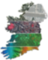 GIS data of Ireland