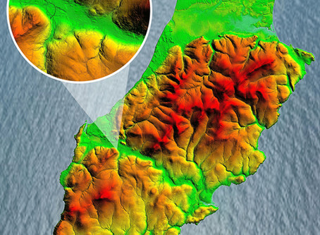 Bluesky Publishes First Online 3D Maps of Isle of Man