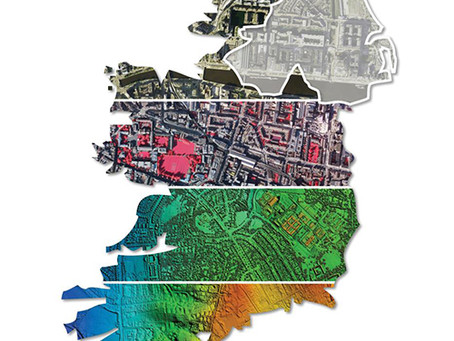 Bluesky Announce New Aerial Photography for Ireland