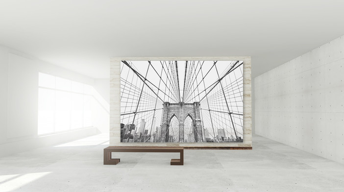 Manuel Barth // New York sky