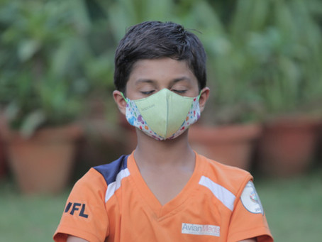 Protest against Air Pollution