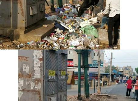 #PloggingParty Clean Up in Hebbal