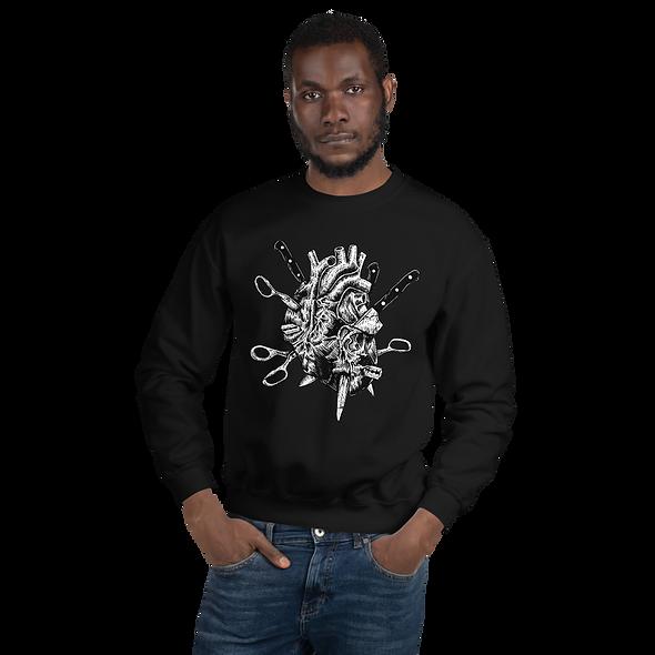Love to Suffer Premium Sweatshirt