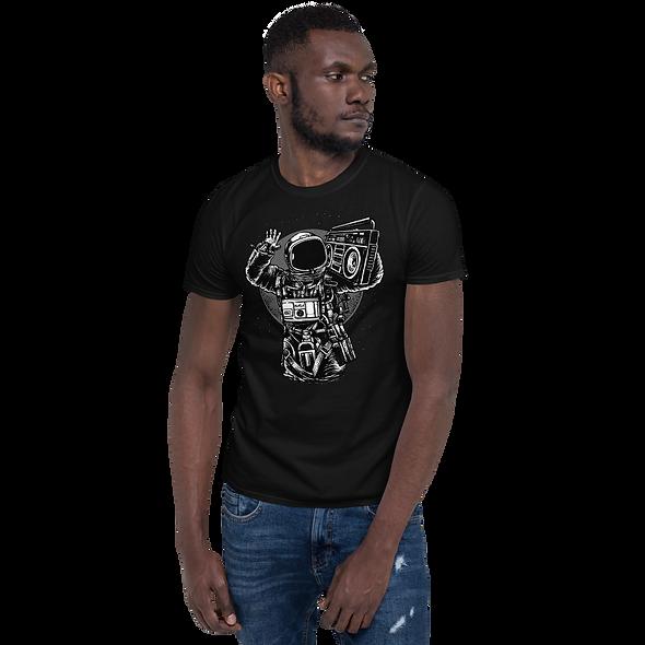 Astronaut Boombox Premium T-Shirt