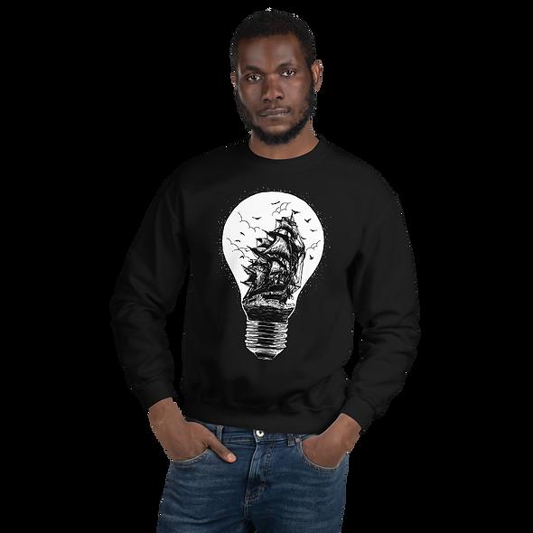 Journey of Light Premium Sweatshirt