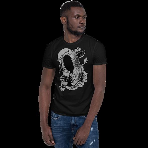 Death Before Decaf Premium T-Shirt