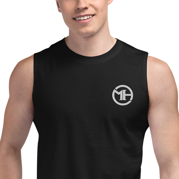 Mission Hills Muscle Unisex Tank Top