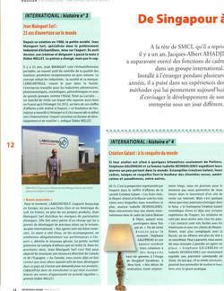 article Revue des Entreprises 08.2013