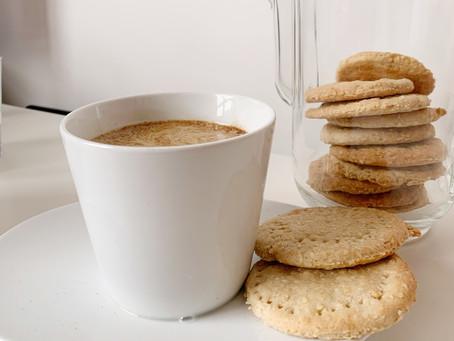 Biscotti Digestive vegan e senza zucchero