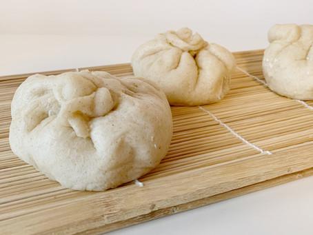 Panini giapponesi al vapore