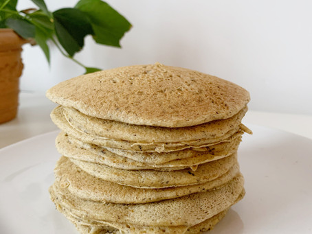 Pancakes senza glutine, dolci e salati