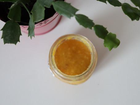 Marmellata di arance (quasi) senza zucchero e molto zen