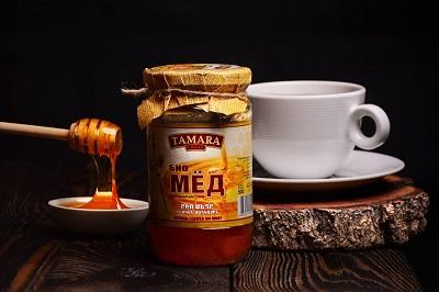 Raw & natural honey