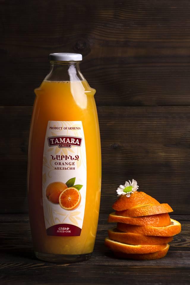 Nectars & juices