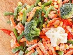 IQF fruit & vegetables