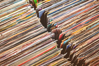 Records, records and more records!