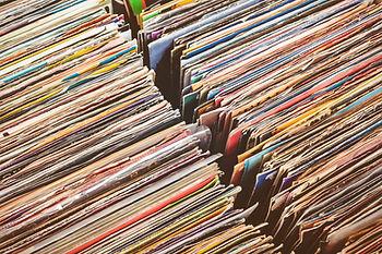 Piles de disques