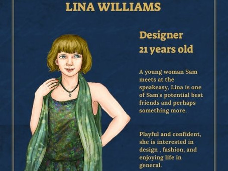 Lina Williams - Character Profile