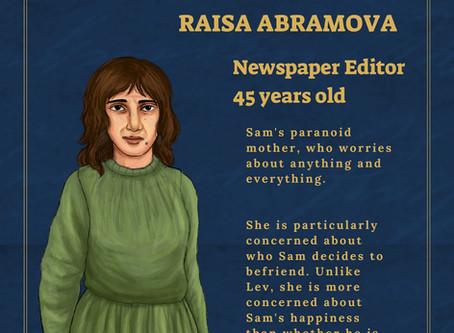 Raisa Abramova - NPC File