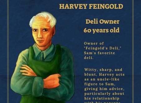 Harvey Feingold - NPC File