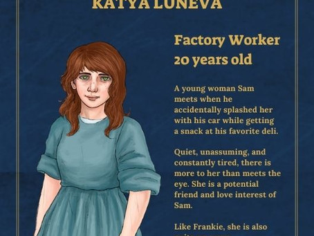 Katya Luneva - Character Profile