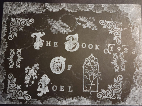 """The Book of Joel"" Frontispiece by Tete.Depunk"
