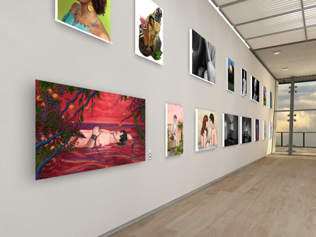 Exhibition: Reflections, Room III - THE HOLY ART