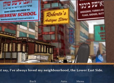 Creating Sam's Lower East Side