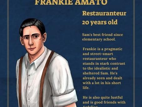 Frankie Amato - Character Profile