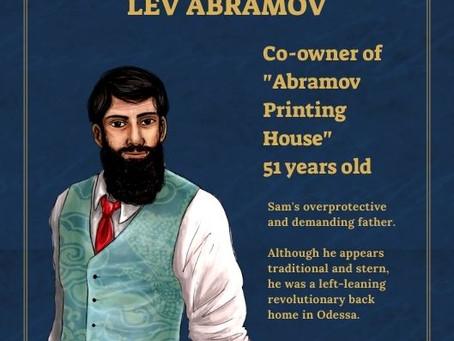 Lev Abramov - Character Profile
