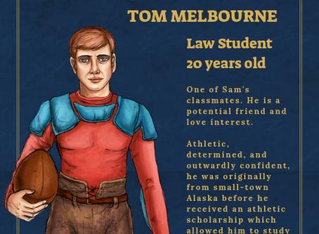Tom Melbourne - NPC File