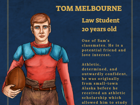 Tom Melbourne - NPC File