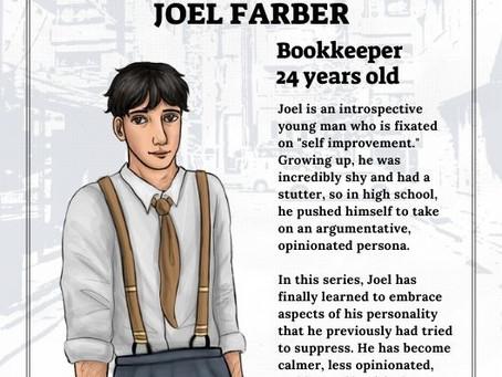 BOOK OF JOEL CHARACTER PROFILES
