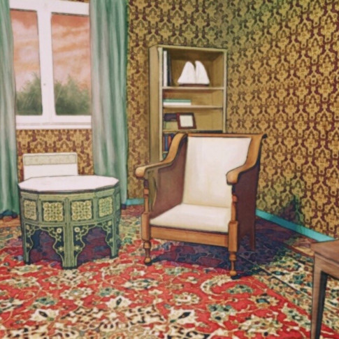 Abramov Living Room