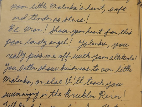 Andrei's Letter to Joel - by Tete.Depunk