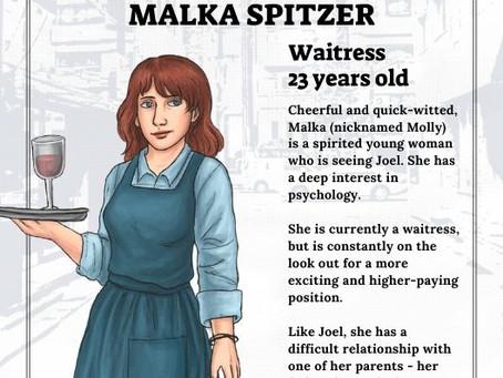 Malka Spitzer - Character Profile