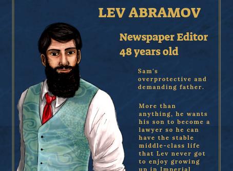 Lev Abramov - NPC File