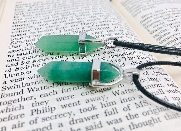 癒合靈氣石英項鍊 - Healing Quartz Necklace