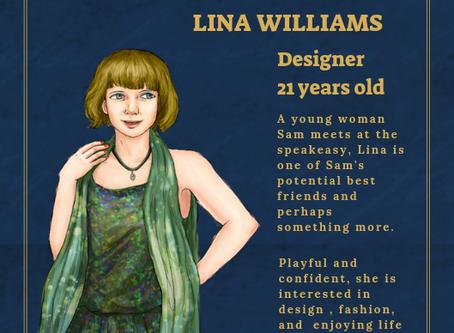 Lina Williams -NPC File