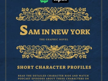 """Sam in New York"" Personality Quiz!"